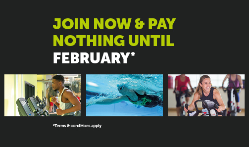 Join now and pay nothing until February